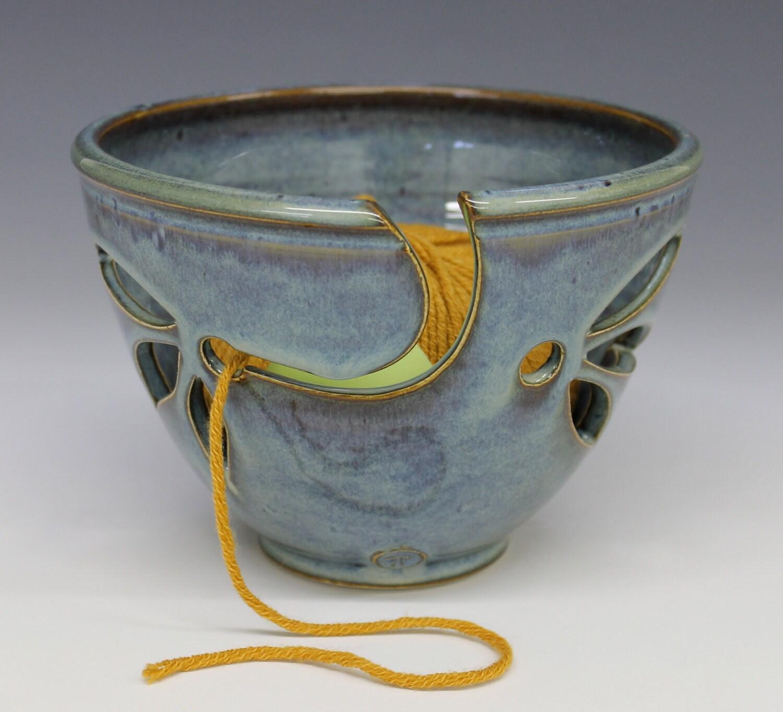 Knitting Yarn Bowl : Yarn bowl knitting in stock ready to ship by