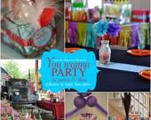 You Wanna Party  E-Book & Idea Gallery