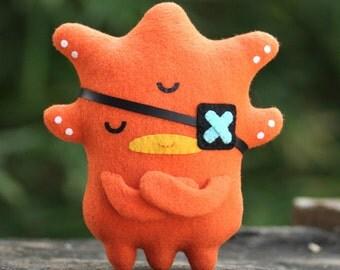 Badd Octo - Orange Version