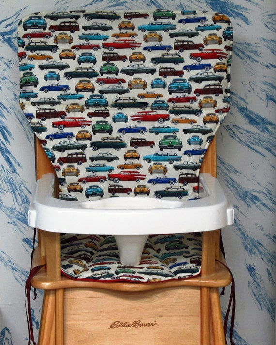 Eddie Bauer Jenny Lind Padretro Carshigh Chair Cover