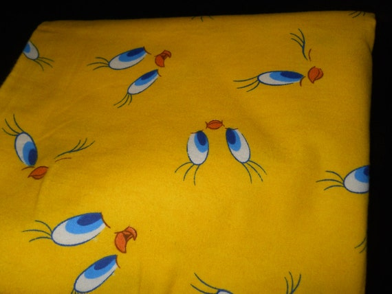 Tweety Bird Blanket For Baby Or Toddler For Shannay Dvorak