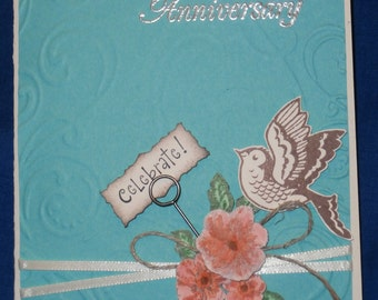 Happy Anniversary Card (C-163)
