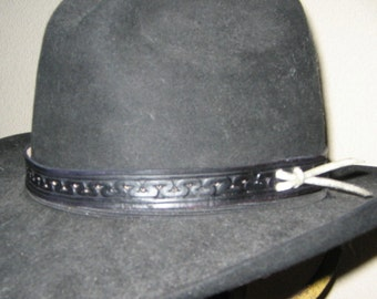 MADE TO ORDER Custom made hat band - 10/12 week delivery