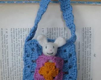 Bunny Pocket Purse