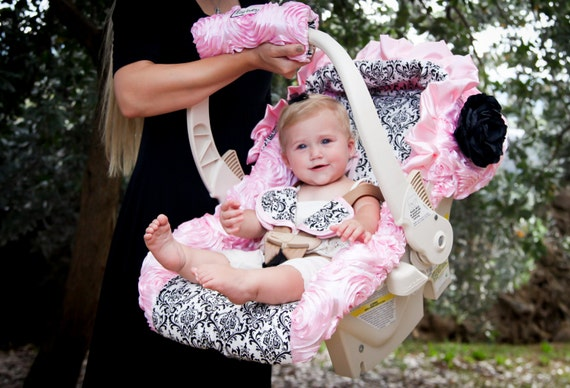Baby Girl Infant Car Seats: Unavailable Listing On Etsy