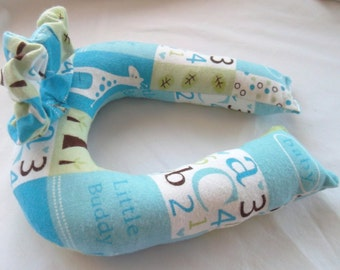 Blue Baby bottle holder