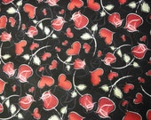 Hearts n Roses--Gorgeous Heart Fabrics -- 40-70% off Patterns n Books SALE