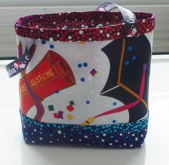 Gift bag graduation by debswholesalefabrics on etsy