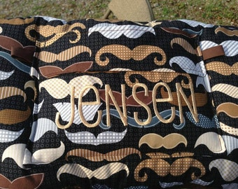 TWIN Boutique ( Mens Mustache) Shopping Cart Cover