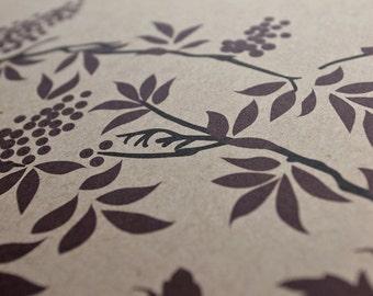 Ketubah Giclée Print by Jennifer Raichman - Grapevines