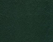 5108- Genuine Leather/ Recycled Leather/  Dark Forest Green/soft/supple/machine sewable/trimmings/embellishments/applique/leather projects