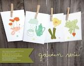 Garden / Carococo card set by Carol-Anne Pedneault