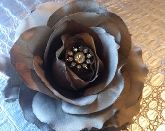 Billy Holiday Rose OOAK