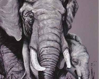 Elephant series lV