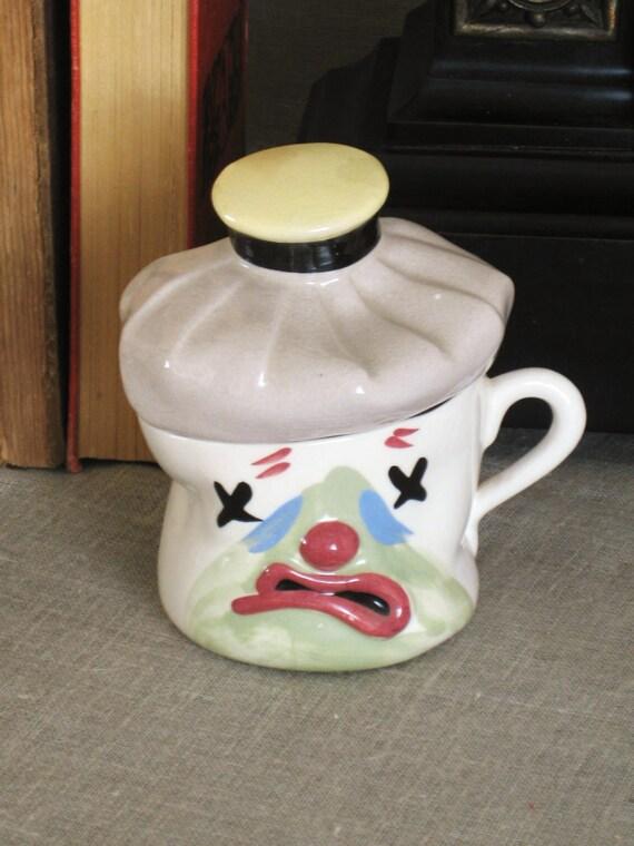 Vintage Morning After Novelty Coffee Mug w/ Lid - Classic Vintage