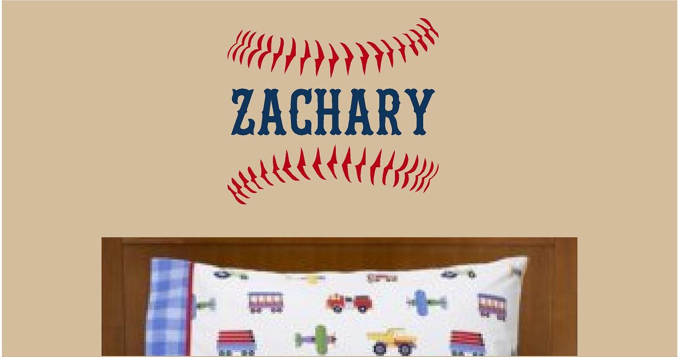 Baseball Wall Decals Etsy Color The Walls Of Your House - Vinyl wall decals baseball