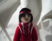 Wool Noel Fielding Mighty Boosh Arctic Boosh Adam Ant