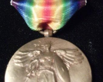 ORIGINAL WW1 Great War Medal