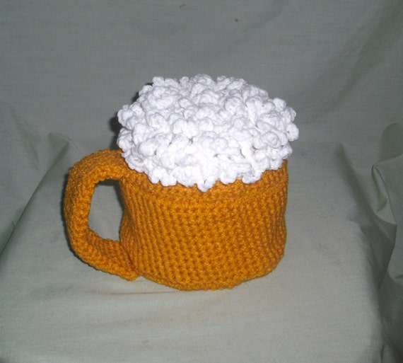 Mug Of Beer Toilet Paper Cover Handmade By Midnightcrafters