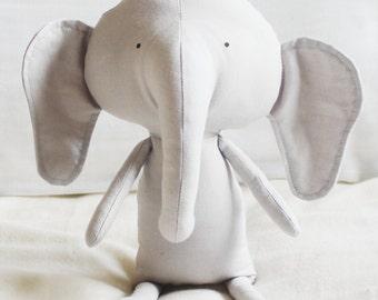 Elephant Sewing Pattern Softie Plush Toy Cloth Doll Pattern PDF