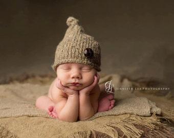 Newborn Photo Prop Burlap Blanket Photography Prop Burlap Layering Newborn Baby Photo Prop Mini Burlap Basket Filler Stuffer
