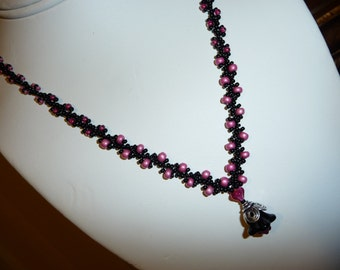 Romance Flower Necklace