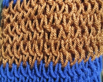 Ravenclaw Scarf, Hogwarts Scarf, Harry Potter Scarf,  Free Shipping