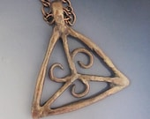 The Sirian Seal pendant - reserved listing for Biluxi
