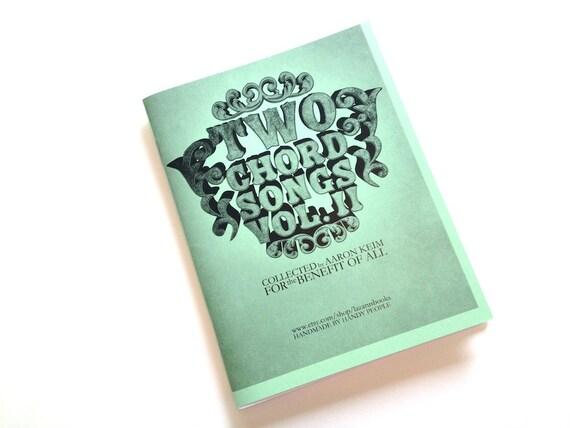 Two Chord Songbook- Vol II