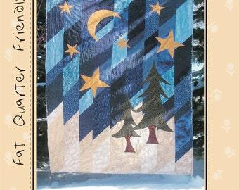 Winter Nights quilt pattern