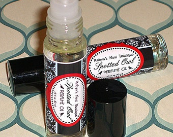 Spotted Owl - Specialty Blend Perfume Oil