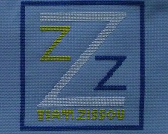 Team Zissou-Cross Stitch Pattern PDF