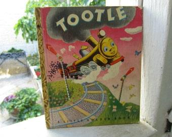 Tootle  Little Golden Book