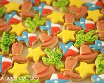 2 Dozen Mini Texas Sugar Cookies