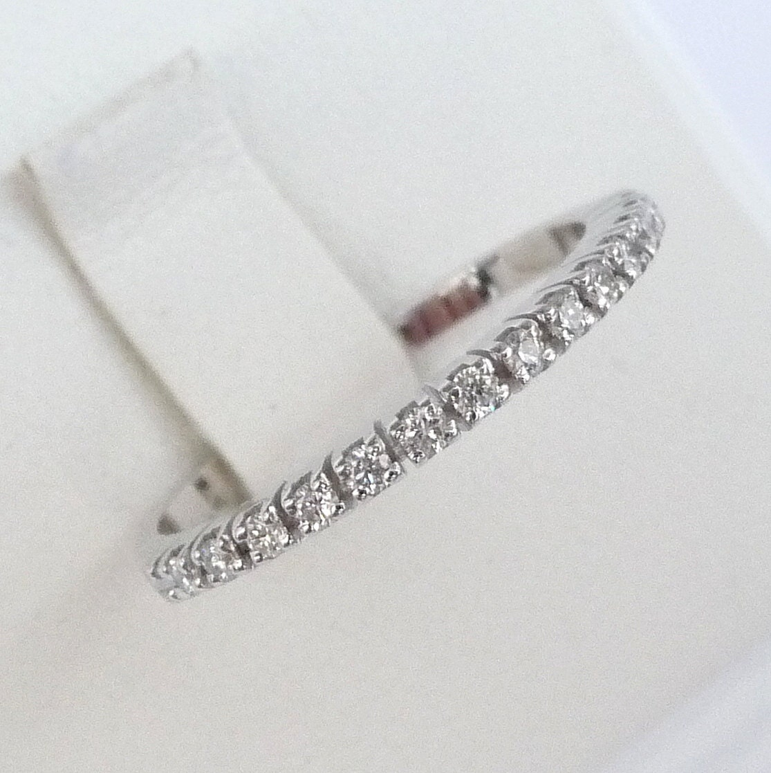 eternity band ring engagement ring wedding ring white