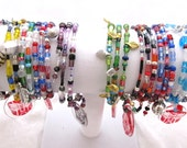 Custom memory wire bracelet in your choice of Transformers character