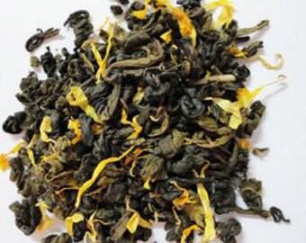 1 oz Monk's Green Tea