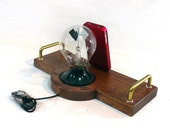 Dock of Science - iPad, iPad mini, iPhone - New Lighting Style Plug or 30 Pin Mounted - Charger and Sync Station - Working Radiometer