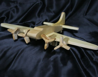 Large Wooden Plane