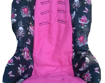 britax roundabout marathon car seat cover mocca by flashiebabies. Black Bedroom Furniture Sets. Home Design Ideas