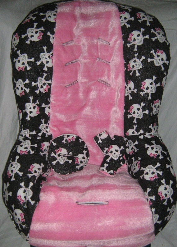 Britax Roundabout Marathon Car Seat Cover Pink By
