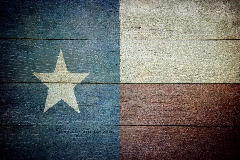 Lone star texas flag photo distressed wood photography - Texas flag wallpaper ...
