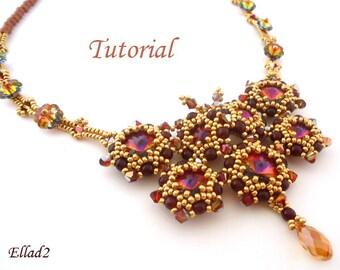 Tutorial Madame Butterfly - Beading tutorial PDF