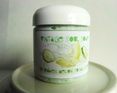 Whipped Soap Organic Vegan Sugar Cane Body Scrub Pick Your Scent 48 Choices