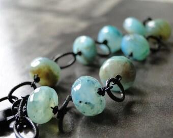Bracelet, Statement Bracelet, Gift for Her, Gemstone Bracelet, Accessories, Spring Bracelet, Gems, Gift Box