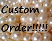 Custom Order for Linda