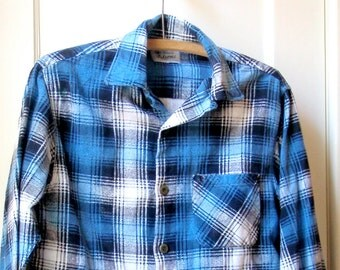 Youth's Palermo Heavy Flannel Shirt