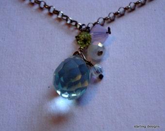 Swarovski Dangle Necklace