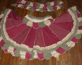 Lets Dance Unique Full Skirt