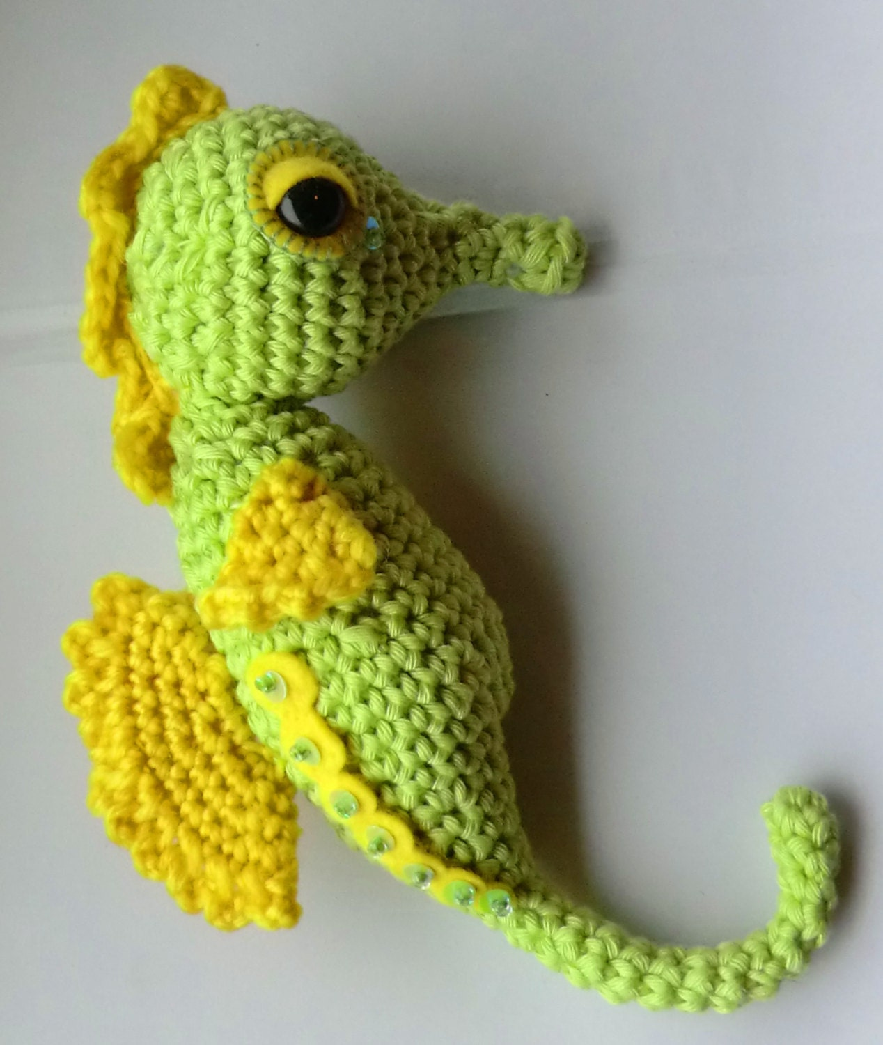 Stanley the seahorse amigurumi pattern pdf zoom bankloansurffo Image collections